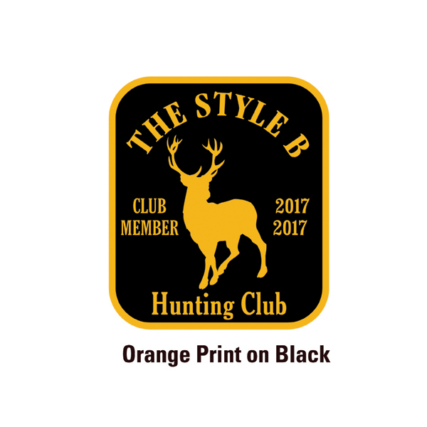 Hunting Club Decals Amp Construction Stickers Albany La